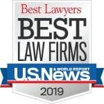 2019 Best Lawyers Best Law Firms U.S News & World Report