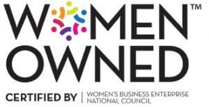 Women Owned - WBENC Certified